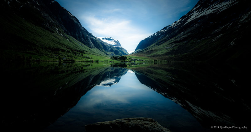 4K Timelapses Through Norway's Breathtaking Fjords