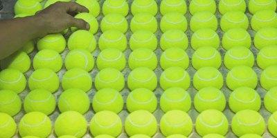 How a Tennis Ball isMade