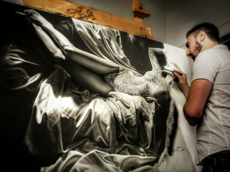 hyperrealistic pencil drawings by Emanuele Dascanio (1)