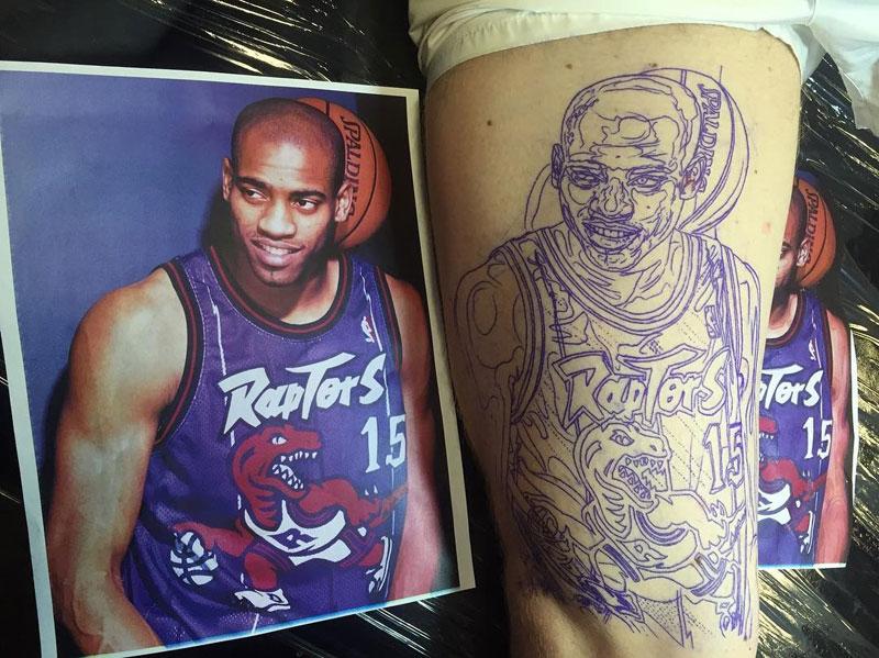 Hyperrealistic Tattoos by Steve Butcher Look Like Photos Printed on Skin (10)