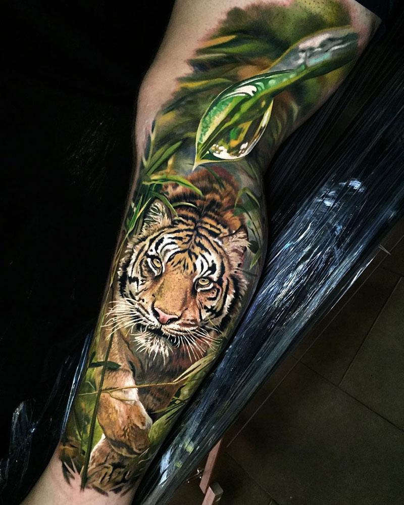 Hyperrealistic Tattoos by Steve Butcher Look Like Photos Printed on Skin (11)