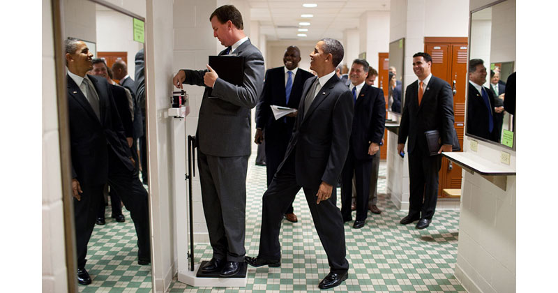The White House's Pete Souza Has Shot Nearly 2M Photos of Obama, Here are 55 of His Favorites
