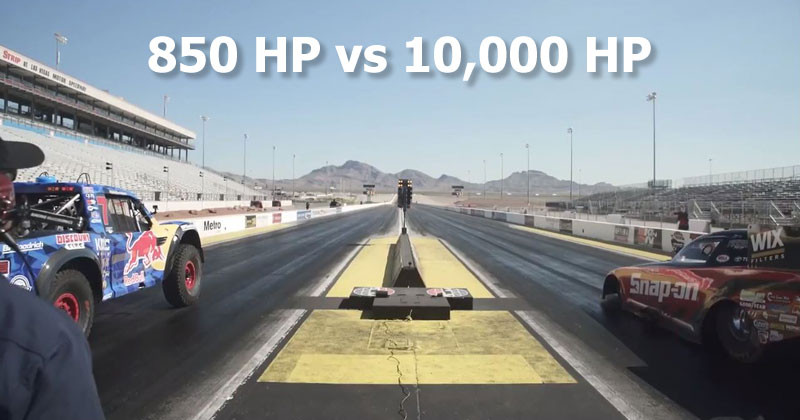 The Difference Between 850 hp and 10,000 hp