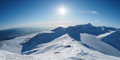 A 24 Hour Arctic Timelapse Where the Sun NeverSets