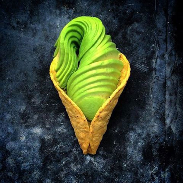 avocado food art by colette dike food deco (1)