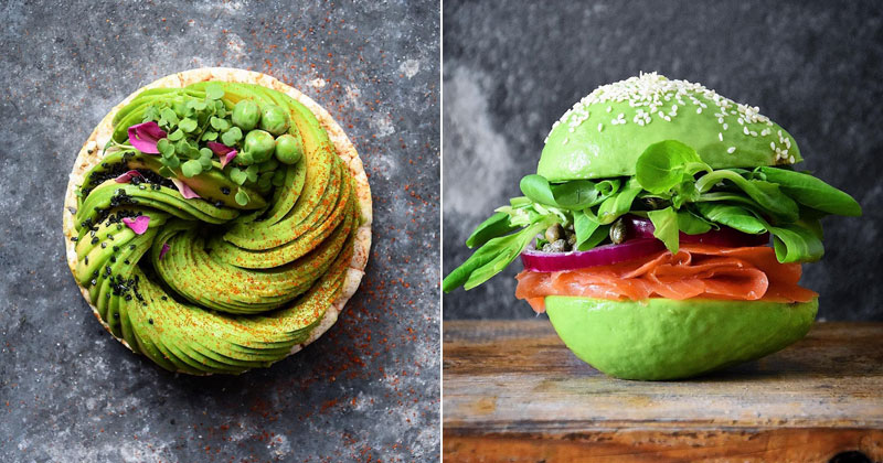 An Artistic Ode to the Delicious Avocado