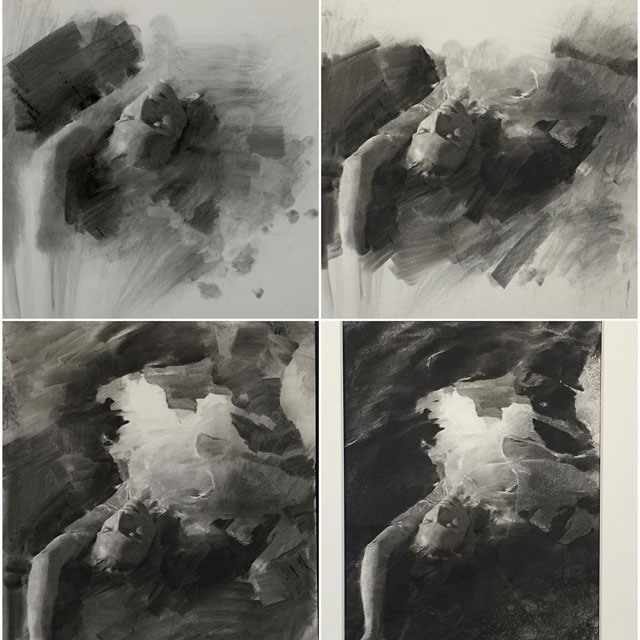 Charcoal Drawings by Casey Baugh (13)