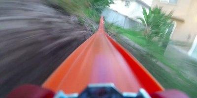 GoPro Hot Wheels Car Goes on EpicJoyride