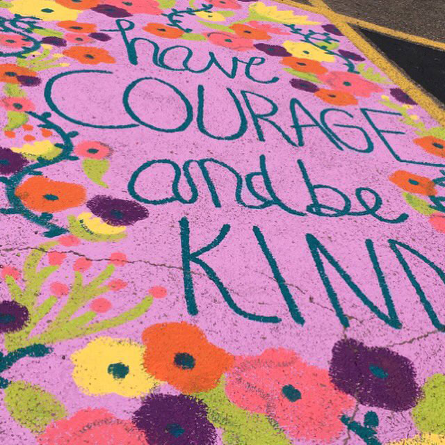 High Schools Let Their Seniors Paint Their Parking Spots (22)