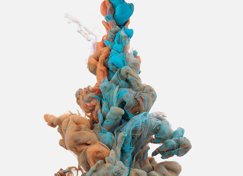 high-speed photos of ink dropped into water by alberto seveso (16)