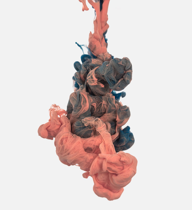 high-speed photos of ink dropped into water by alberto seveso (17)