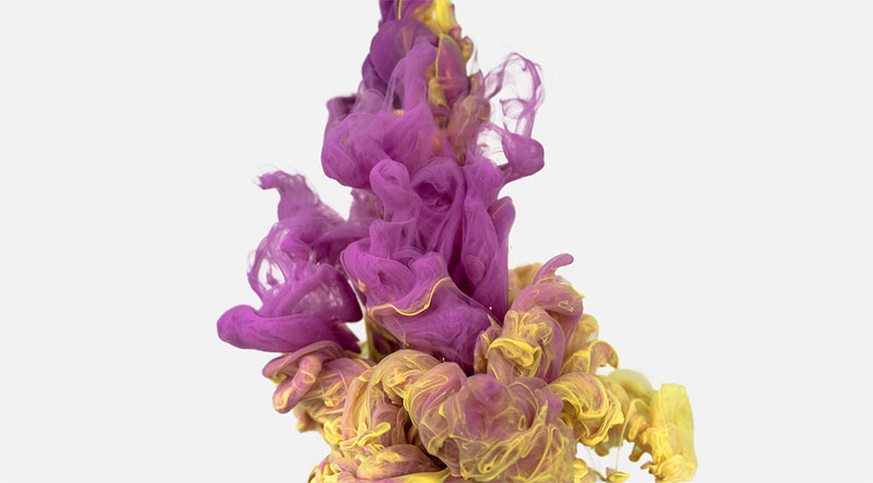 high-speed photos of ink dropped into water by alberto seveso (2)
