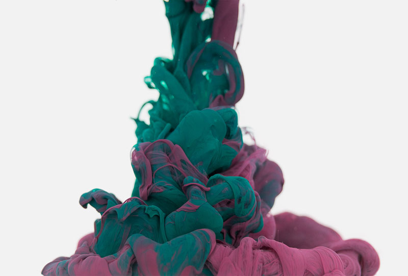 high-speed photos of ink dropped into water by alberto seveso (4)