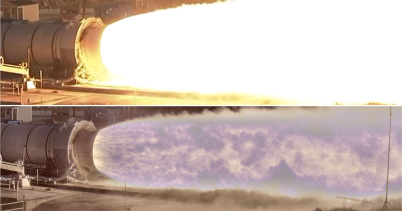 NASA Debuts New High-Speed, HDR Camera for Observing RocketPropulsion