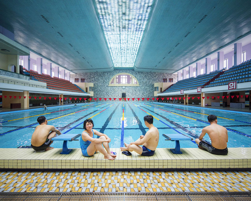 Pyongyang North Korea Vintage Architecture Photo Essay by Raphael Olivier (10)