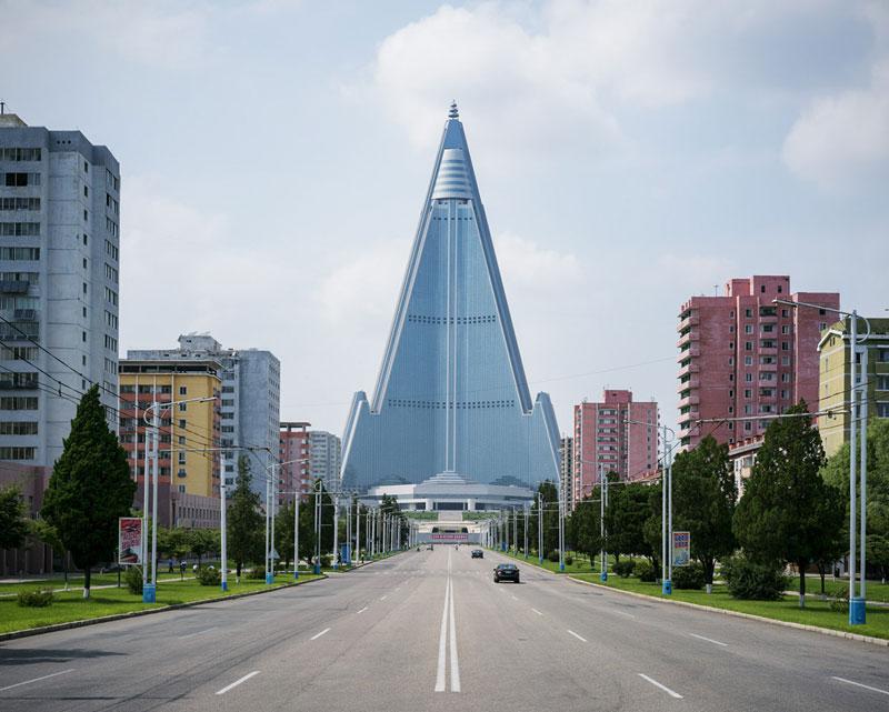 Pyongyang North Korea Vintage Architecture Photo Essay by Raphael Olivier (5)