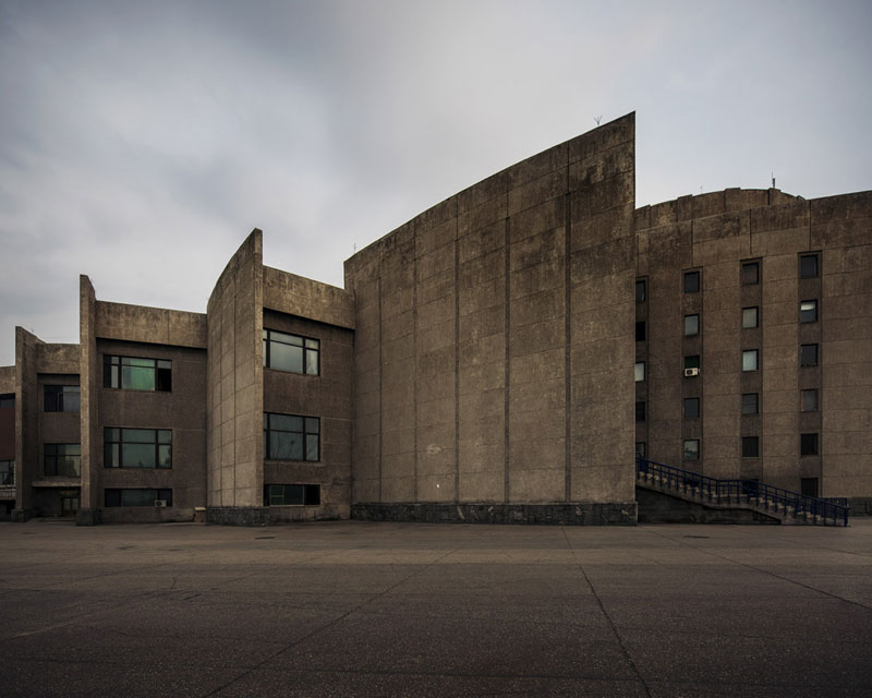 Pyongyang North Korea Vintage Architecture Photo Essay by Raphael Olivier (7)
