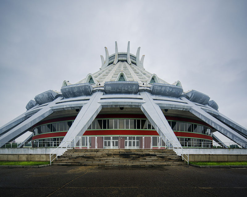 Pyongyang North Korea Vintage Architecture Photo Essay by Raphael Olivier (9)