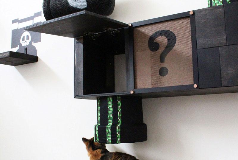 super mario cat furniture by catastrophic creations (3)
