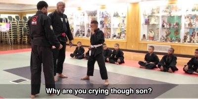 The Amount of Life Lessons Packed in this 5-Minute Martial Arts Video is Awesome