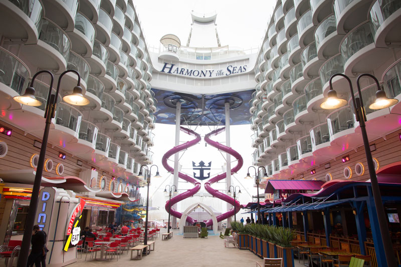 worlds largest passenger ship harmony of the seas royal caribbean (4)