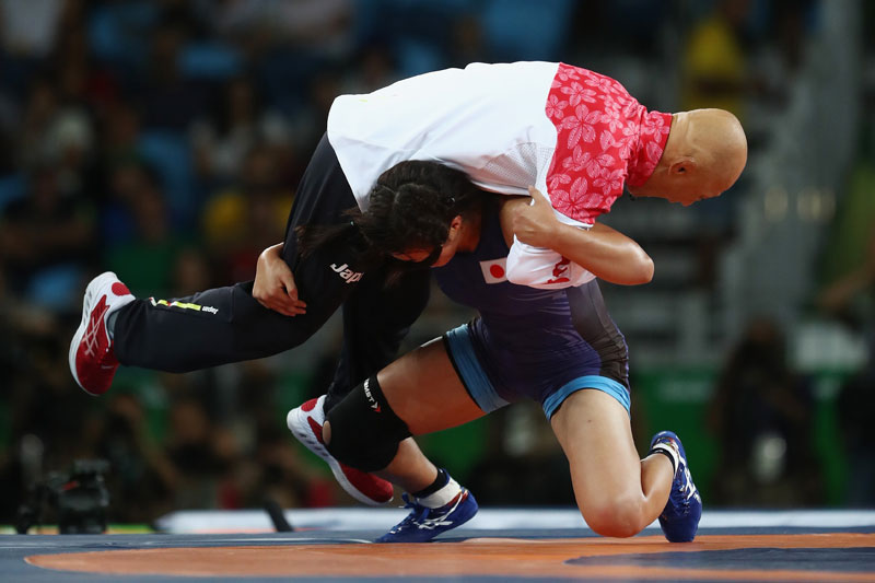 wrestler flips coach olympics The Japanese Wrestling Team and Their Coach Had the Best Celebrations at the Olympics