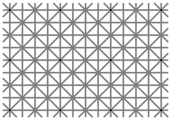 There are 12 Dots But You Can't See Them All at Once