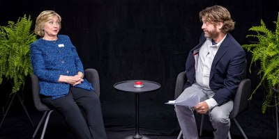 Between Two Ferns With Hillary Clinton