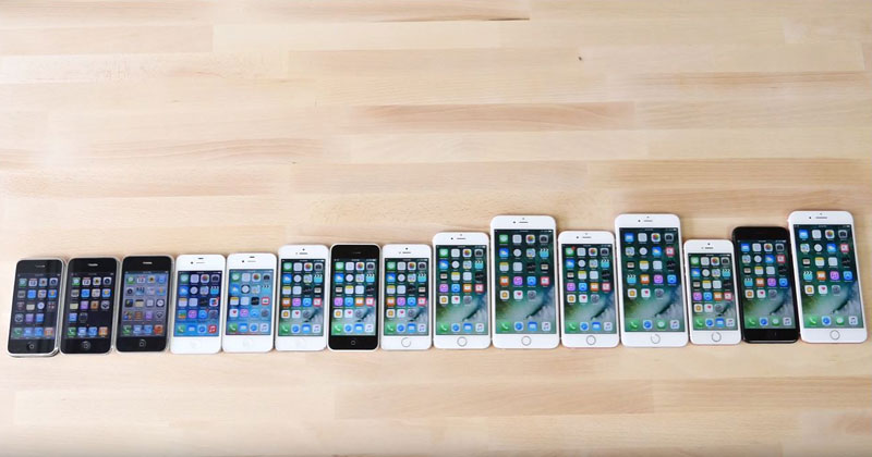 every-iphone-speed-test