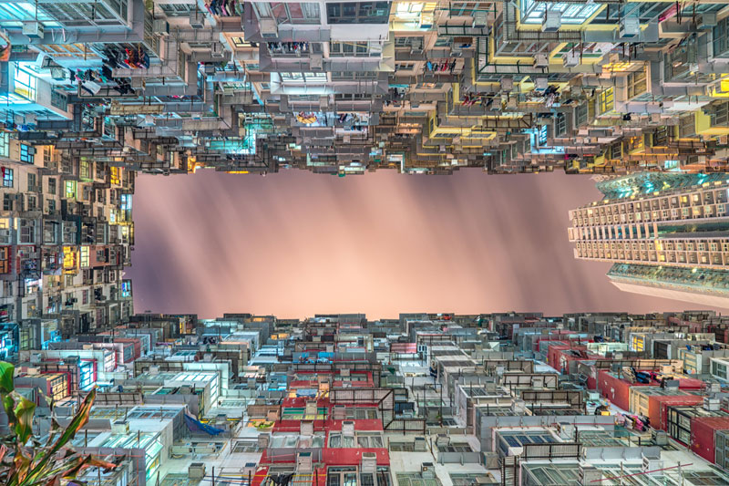 Picture of the Day: Hong KongDensity