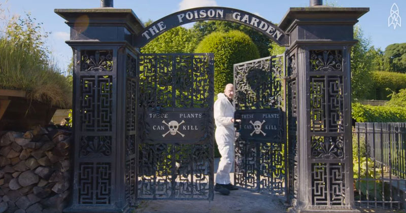 Behind the Gates of the World's Deadliest Garden