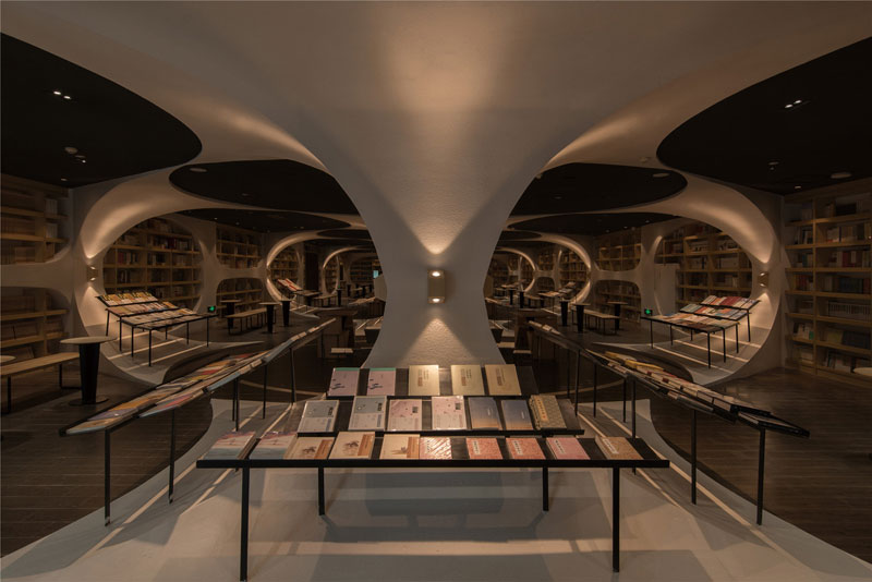 yangzhou zhongshuge by li xiang xl muse xlliving 2 This Futuristic Library  in China Looks Incredible