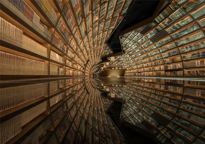 This Futuristic Library in China Looks Incredible (9Photos)