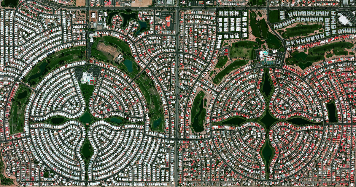 13 sun lakes 15 High Res Photos That Will Give You a New Perspective on Earth