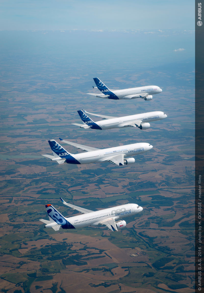 airbus family flight 2 Airbus Family Flight Joy Ride