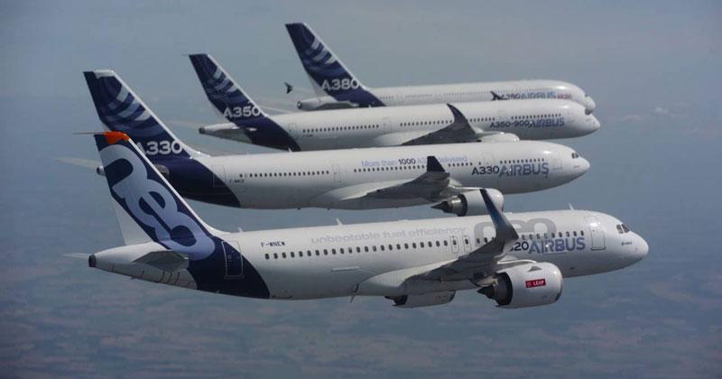 Airbus Family Flight JoyRide