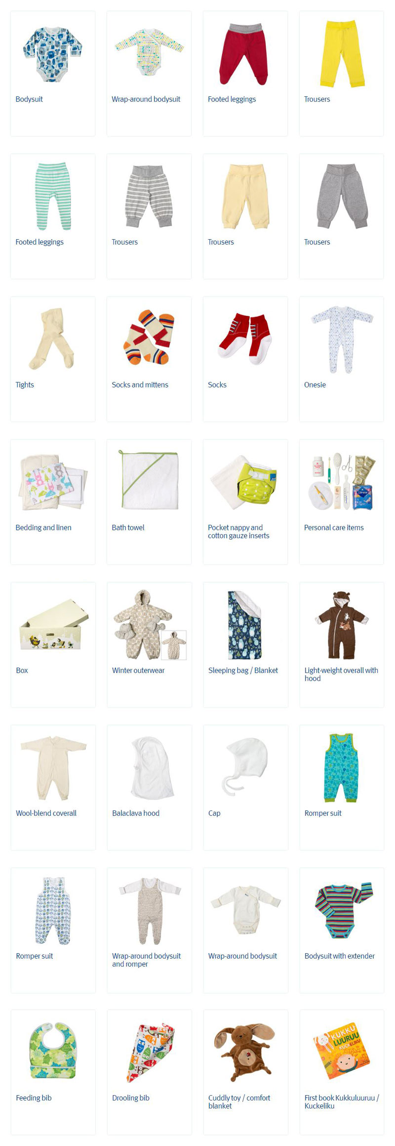 baby box finland 2 Starting Next Year, Every Baby Born in Scotland Will Get a Free Box of Useful Things