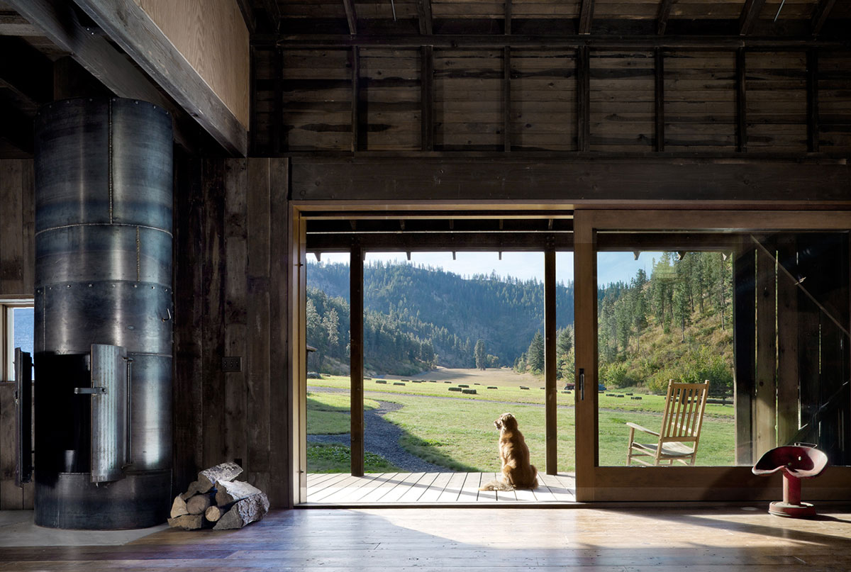 canyon barn by mw works architecture Picture of the Day: Backyard Dreams