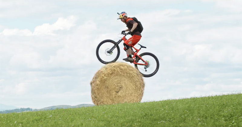 Danny MacAskill's Latest Adventure Through the Edinburgh Countryside is Awesome
