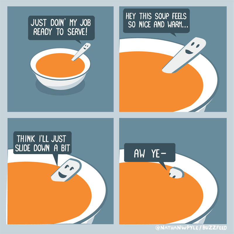 funny food comics by nathan pyle 1 16 Funny Food Comics That Hit Close To Home