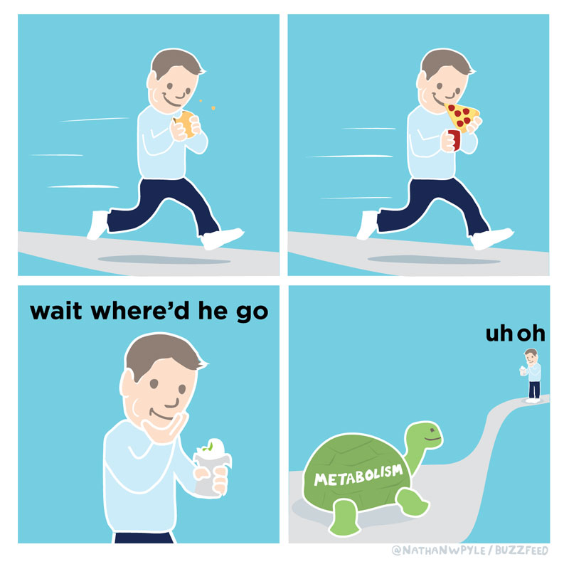 funny food comics by nathan pyle 13 16 Funny Food Comics That Hit Close To Home