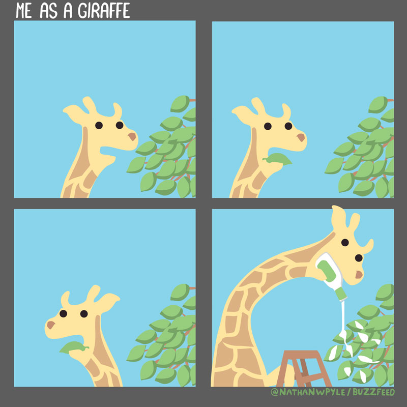 funny food comics by nathan pyle 4 16 Funny Food Comics That Hit Close To Home