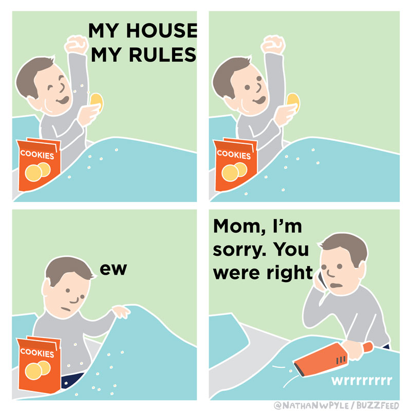 funny food comics by nathan pyle 8 16 Funny Food Comics That Hit Close To Home