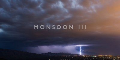 Incredible 4K Timelapses of 2016 Storms inArizona