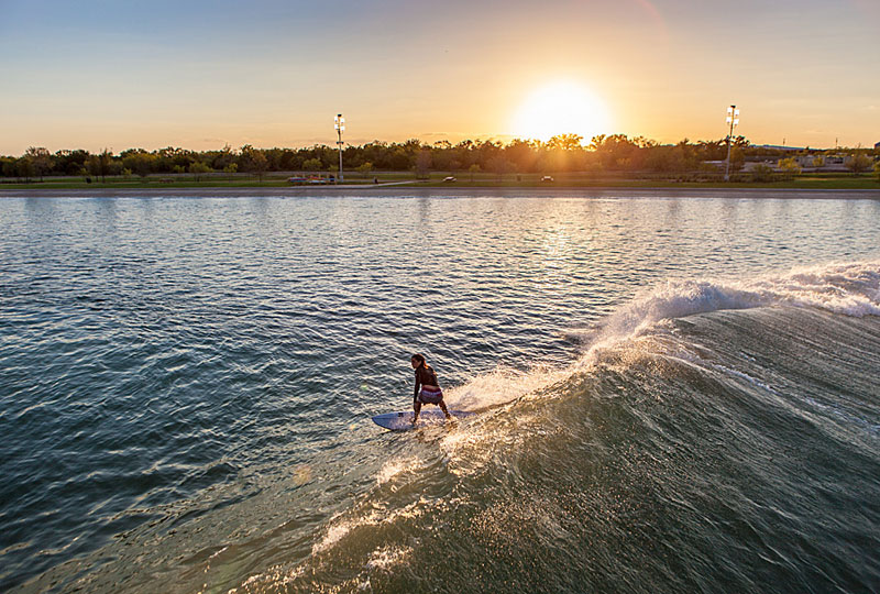 nland surf park austin texas 13 North America's First Man Made Surf Park Opens in Austin, Texas