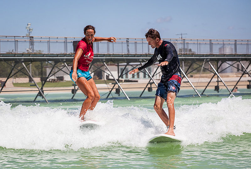 nland surf park austin texas 8 North America's First Man Made Surf Park Opens in Austin, Texas