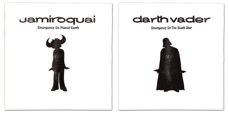 star wars album covers by steve lear why the long play face 27 If Star Wars Characters Were Musicians...