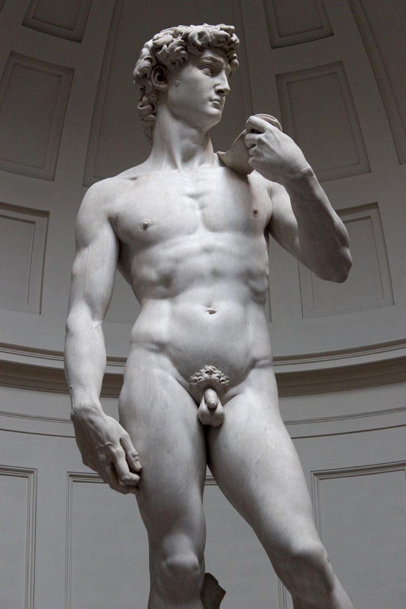 academia david 01 These Ultra Detailed Close Ups Will Give You a Deeper Appreciation for Michelangelos David