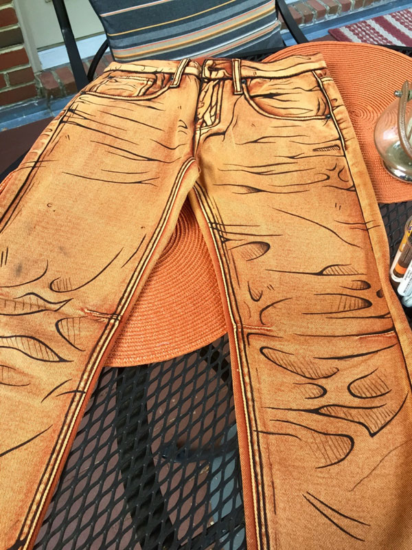 cel shaded pants by labinnak and mangoloo cosplay 5 These Shaded Pants Look Pretty Cool!