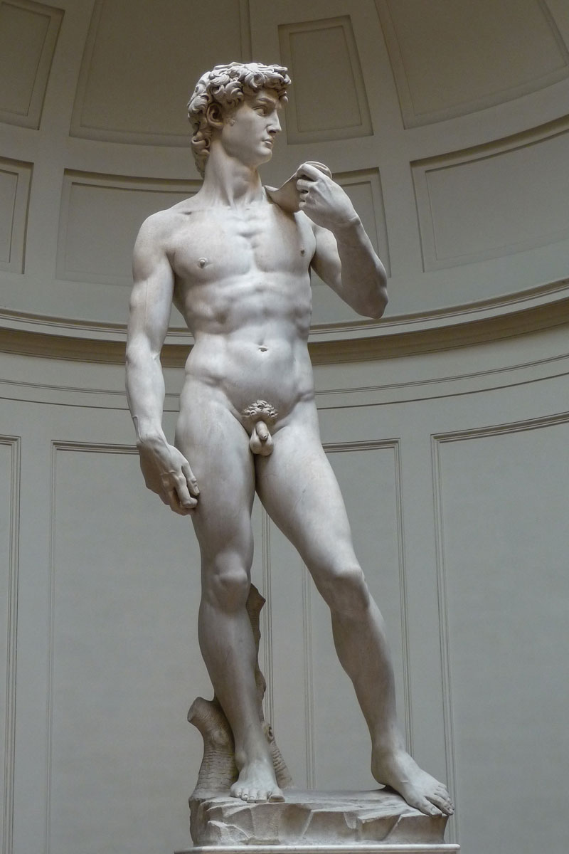 david by michelangelo jbu0001 These Ultra Detailed Close Ups Will Give You a Deeper Appreciation for Michelangelos David